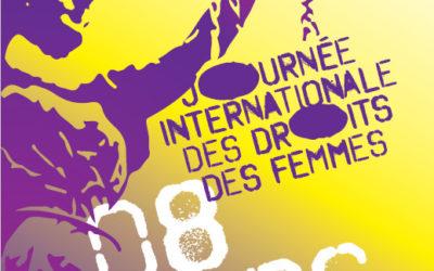 actions «8 mars» journée internationale des droits des femmes
